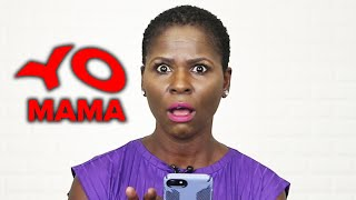 "Moms Read ""Yo Mama"" Jokes"