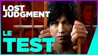 Comme si vous étiez au JAPON ! - Lost Judgment - TEST PS5, PS4, Xbox Series, Xbox One