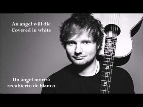 Ed Sheeran - The A Team (LETRA)