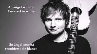 Repeat youtube video Ed Sheeran - The A Team (LETRA)