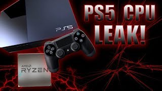Sony Really Did It! HUGE PS5 CPU Leak Shows A Major Issue For Microsoft!'s New Xbox!