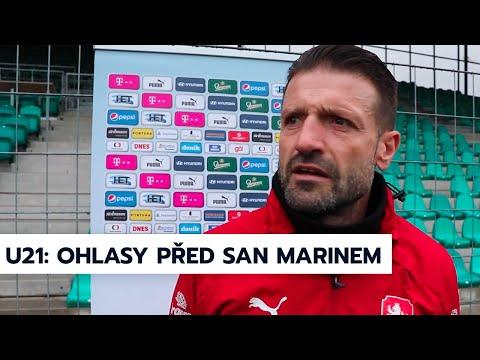 U21 | Před zápasem se San Marinem