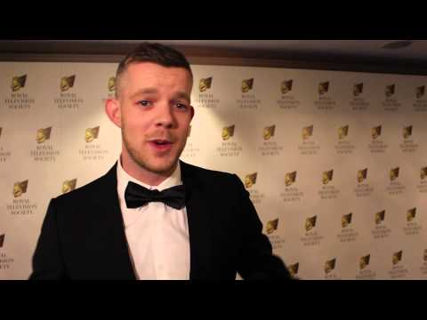 Russell Tovey at the Royal Television Society Awards 2013 - 2014