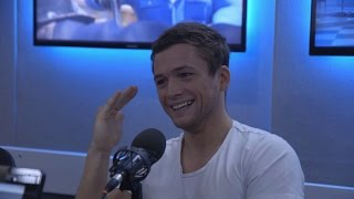 Watch Taron Egerton sing the songs of David Bowie and Sam Smith – Sing! Movie