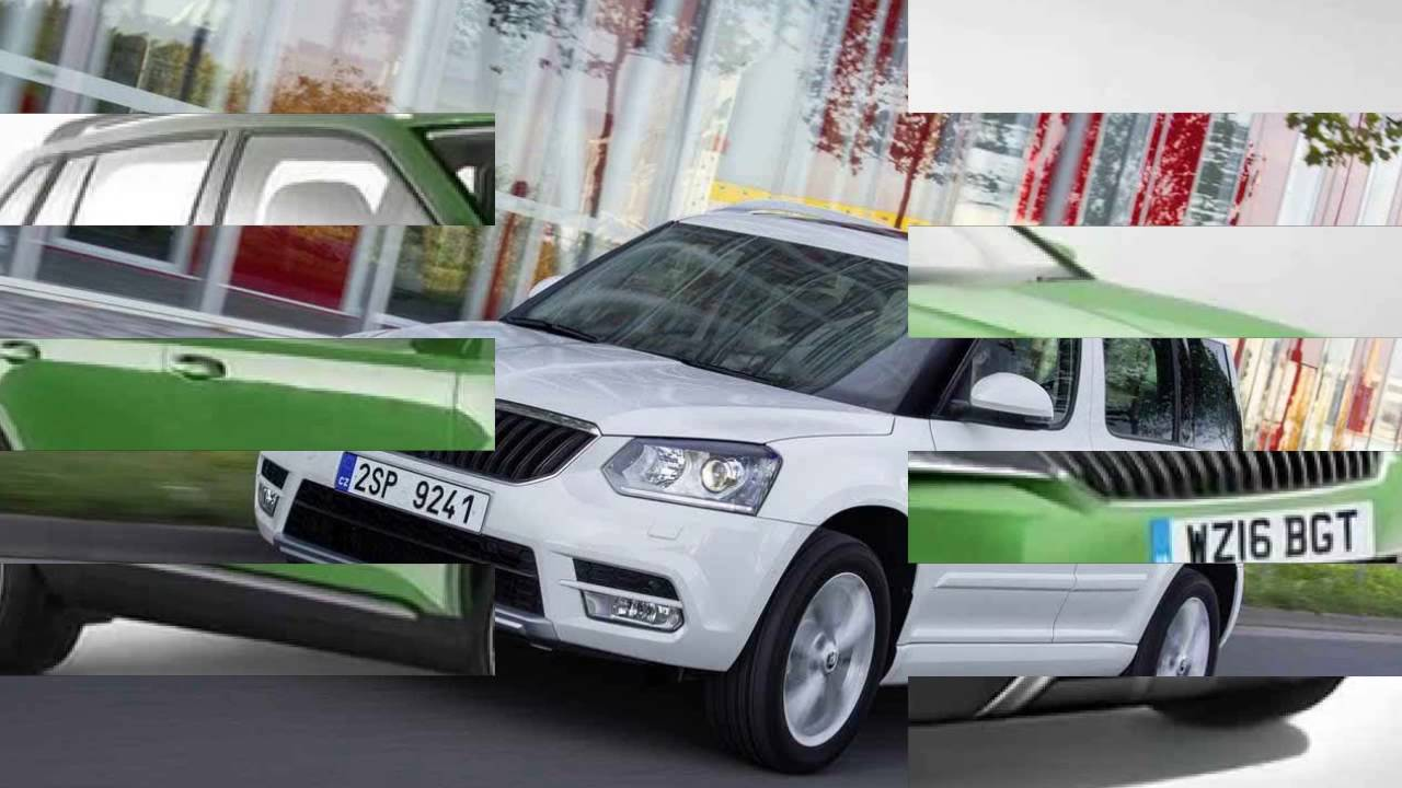 skoda yeti 2017 new car features youtube. Black Bedroom Furniture Sets. Home Design Ideas