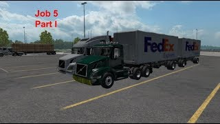 American Truck Simulator 1.36 - Used Packaging - Primm, NV to Ogden, UT - Part 1 of 2