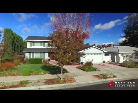 21597 Flintshire Street - Cupertino, CA 95014 by Douglas Thron drone real estate videos