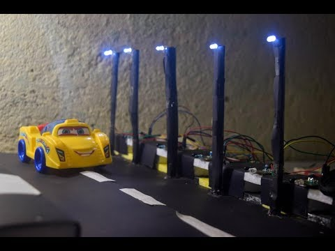 Arduino Project Smart Street Light System Youtube
