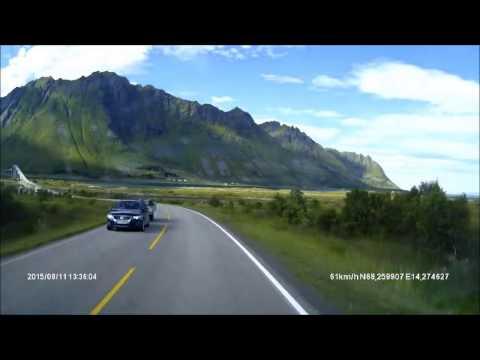 Nordkapp Roadmovie 2015 (Dänemark - Schweden - Finnland - Norwegen)