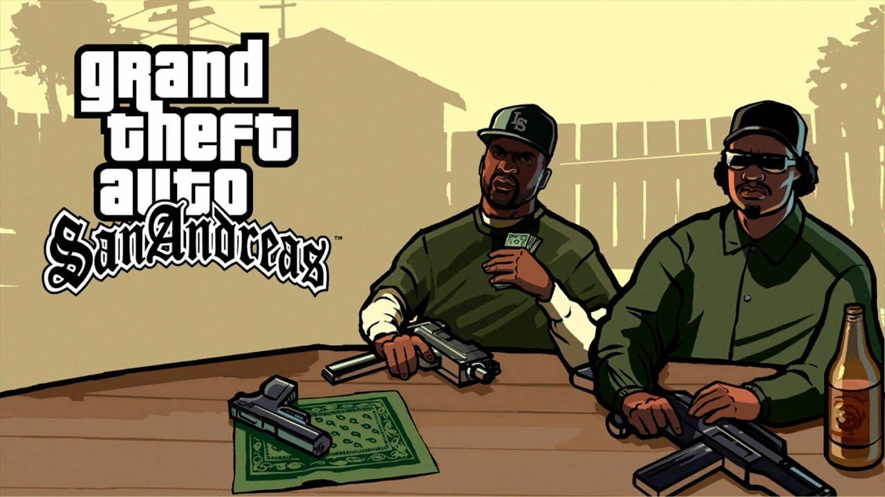 Gta San Andreas Hd Xbox 360 Gameplay Youtube