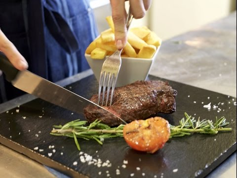 How to Cook Pav Steak | The Old Bank | Kemptown