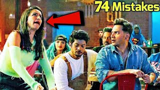 "74 Mistakes In Street Dancer 3D - Plenty Mistakes In ""Street Dancer 3D"" Full Hindi Movie - Varun D"