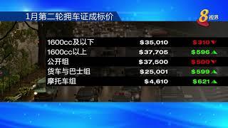 第二轮拥车证成价起落参半 中小型汽车组和公开组成价下滑