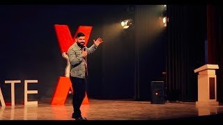 Technology is my best friend | Gaurav Chaudhary | TEDxJSSATE