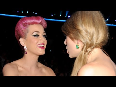Katy Perry FINALLY Apologizes To Taylor Swift!