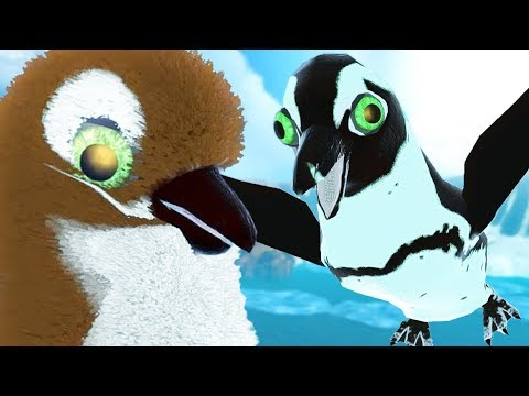 NEW BABY PENGUIN BECOMES A GIANT FLYING PENGUIN - Feed And Grow Fish - Part 103 | Pungence