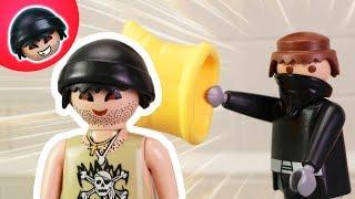 KARLCHEN KNACK #24 - Karlchen wird entführt - Playmobil Polizei Film