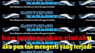 Lagu Karaoke Full Lirik Tanpa Vokal Ungu Feat Rossa Terlanjur Cinta