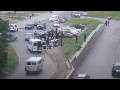 захват на ГПНТБ в Нск.