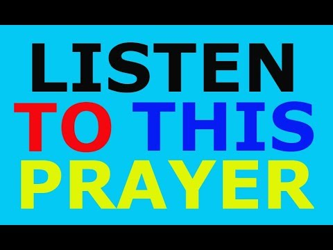 Spiritual Warfare Morning Prayer and Word...