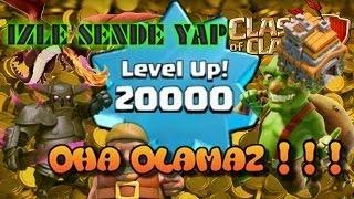 Level Kasmanın Hilesi İZLE - Clash Of Clans