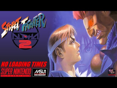Street Fighter Alpha 2 MSU 1 No Loading Times