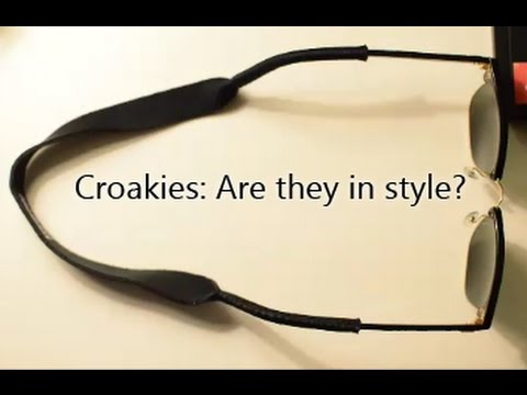 Croakies: Are They in Style?