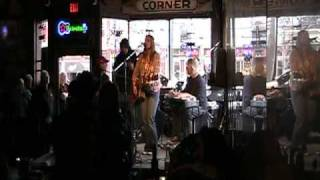 Stay performed by Mandi Lee of Kerosene Creek at Legends Corner in Nashville, TN