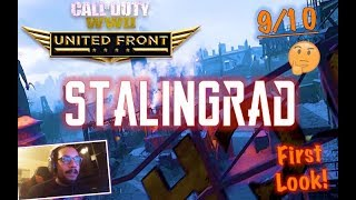 "*NEW* Multiplayer Map ""Stalingrad"" (DLC 3 United Front) 