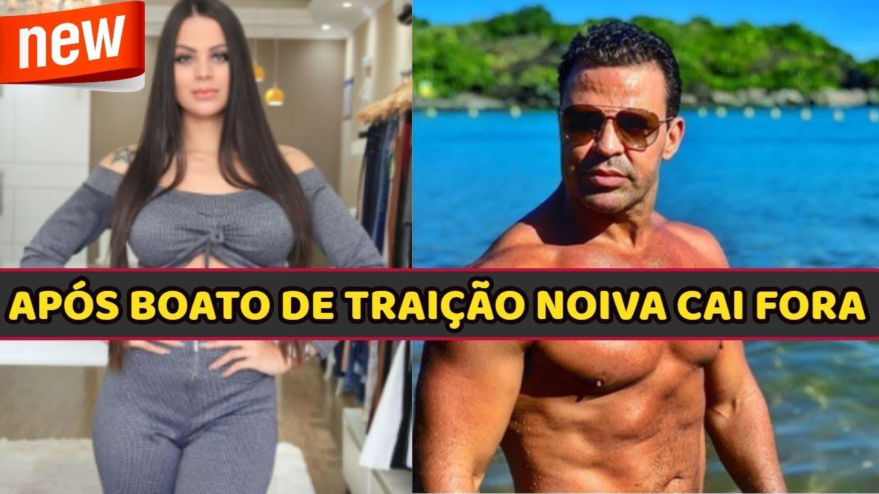 😮  NOIVA DESCOBRE TRUQUE DE EDUARDO COSTA E RESOLVE CAIR FORA!