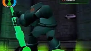 Ben 10: Ultimate Alien Cosmic Destruction - PS2 - 2 - Effiel Tower