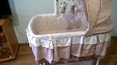 Колыбель люлька для новорожденного Pituso 3014 - YouTube