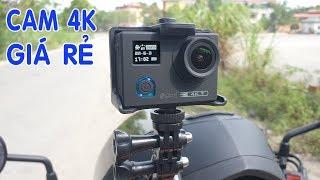 Camera Hành Trình Xe Máy SC-1 - Action Camera 4K