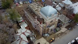 Самарская хоральная синагога.Реставрация памятника архитектуры