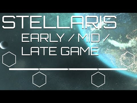 Stellaris for Beginners - What is the Early/Mid/Late Game?