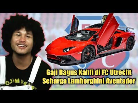 Gaji Fantastis Bagus Kahfi Di FC Utrecht Seharga Lamborghini Aventador, Auto Kaya Mendadak !