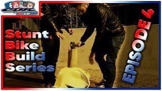 Stunt Bike Build Series | Episode 4 | Stunt Gas Tank