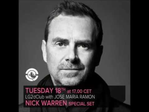 Nick Warren Live @ LG2dClub, Ibiza Global Radio 97 6 FM (18 06 2013)
