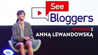 Prelekcja Anny Lewandowskiej na SeeBloggers