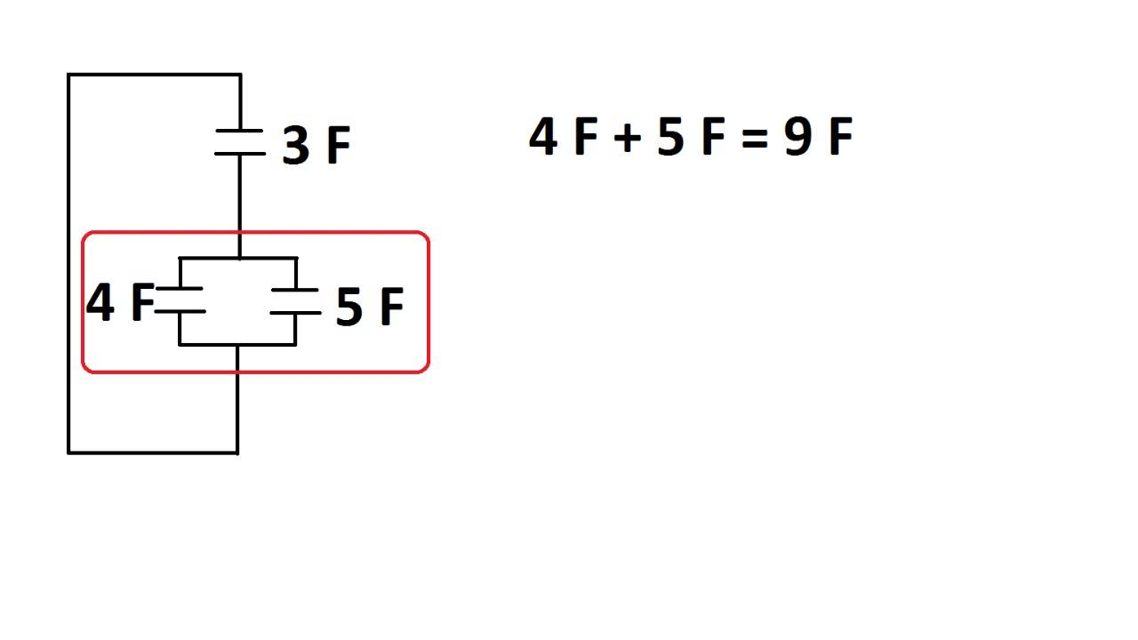 formula for series and parallel circuits