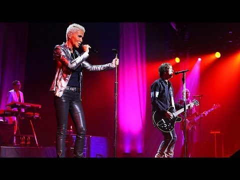 #Roxette - Wish I Could Fly (Live at Night Of The Proms)