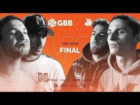 UNITEAM vs MIDDLE SCHOOL |  Grand Beatbox Battle 2019 | Tag Team Final