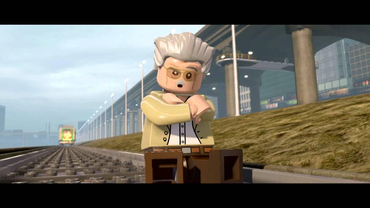 Lego Marvel S Avengers Fr 10 Séoul Agement Youtube