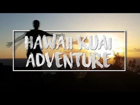 Hawaii Kauai Honolulu Adventure VLOG