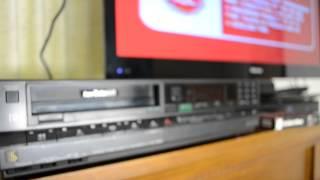 SL-HF600 SUPERBETA Hi Fi  BETAMAX STEREO VIDEO CASSETTE RECORDER