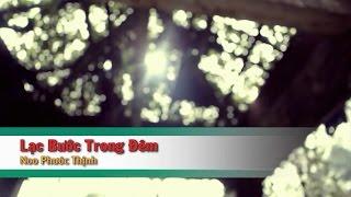 [Karaoke] Lạc Bước Trong Đêm - Noo Phước Thịnh (Beat HD)