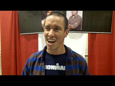 Motor City Comic Con 2013: Bodie Olmos of Battlestar Gallactica
