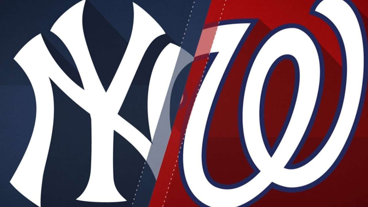 Yankees vs Nationals | February 26, 2020 | Full Highlights - YouTube