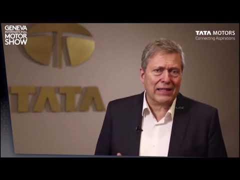 Tata Motors MD & CEO talks about 2019 Geneva