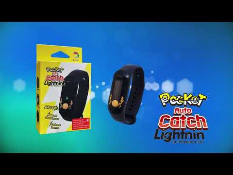 Brook Pocket Auto Catch LIGHTNING (English)